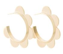 Ohrringe in floralem Design