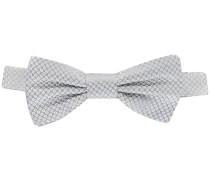 woven patterned bow tie