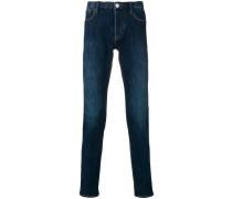 Gerade Jeans mit Five-Pocket-Design