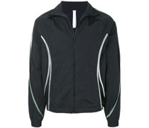 sports zipped jacket