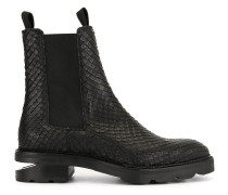 'Andy' Stiefeletten mit Cut-Out