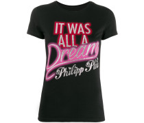 "T-Shirt mit ""Dream""-Print"