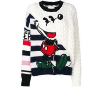 Pullover mit Micky-Maus-Motiv