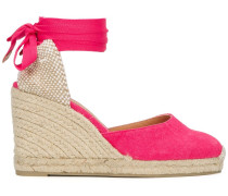 'Carina' 95mm Wedge-Espadrilles