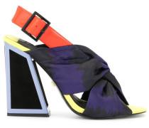 'Kailani' Sandalen in Colour-Block-Optik