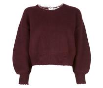 Pullover mit Zierkette