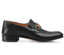Loafer mit Horsebit-Spange