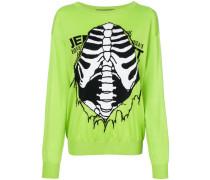 'Skeleton' Pullover