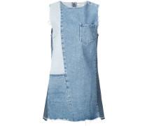 Minikleid in Patchwork-Design