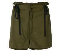 cargo pocket drawstring shorts
