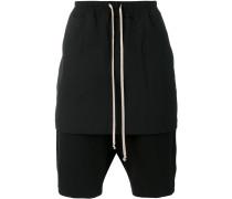 Shorts mit Überschlag
