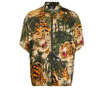Hemd mit Reißverschluss