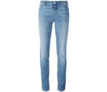 Jeans mit Sternen-Print