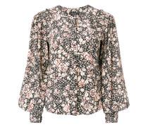 'Berny' Bluse mit floralem Print