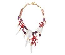 'Tribute' Halskette mit Muscheln