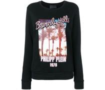 Sweatshirt mit Beverly-Hills-Motiv
