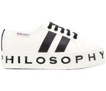 'Superga' Flatform-Sneakers