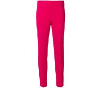 P.A.R.O.S.H. slim fit tailored trousers