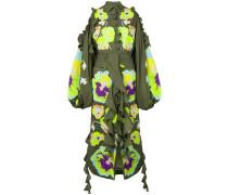 'Pansies' Kleid