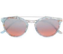 'Giaguaro Onice Azzuro' Sonnenbrille