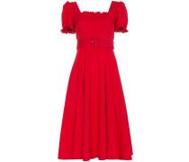 'Maeyann' Kleid mit gerüschten Ärmeln
