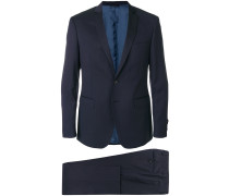 Zweiteiliger Anzug mit Print
