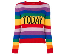 Gestreifter 'Today' Pullover