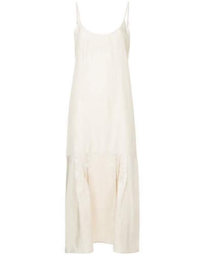 Angelica slip dress