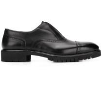 Oxford-Schuhe ohne Schnürung
