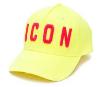 Baseballkappe mit Icon-Patch