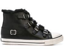 'Valko' High-Top-Sneakers mit Schnallen