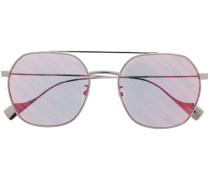 Eckige 'Ghost' Sonnenbrille