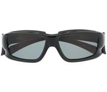 rectangle-frame sunglasses