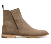 classic suede Chelsea boots