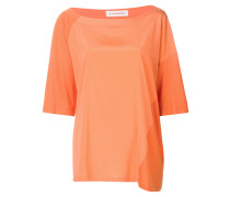 oversized colour block T-shirt