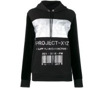 XYZ Code hoodie