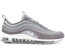 panelled runner sneakers