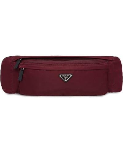 twill belt bag