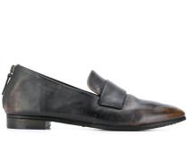 Loafer in Distressed-Optik