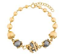 Vergoldetes Sterlingsilberarmband