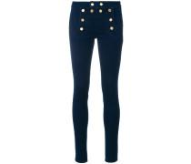 slim-fit sailor jeans