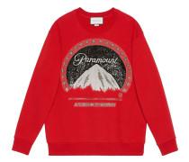 Sweatshirt mit Paramount-Logo