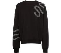 Sweatshirt mit Schlangen