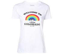 """T-Shirt mit """"Colorado""""-Print"""