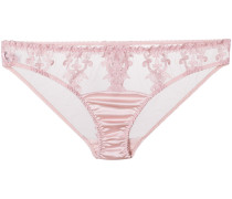 sheer lace briefs