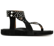 'Ellan' Sandalen mit Nieten
