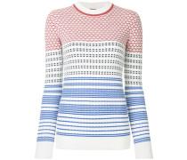 Pullover mit grafischem Muster