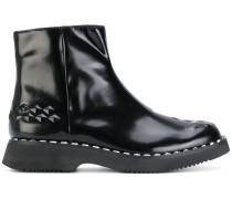 Victim ankle boots