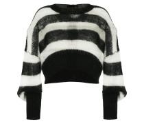 'Abbreviate' Pullover