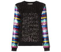 'Magpie' Pullover mit Pailletten